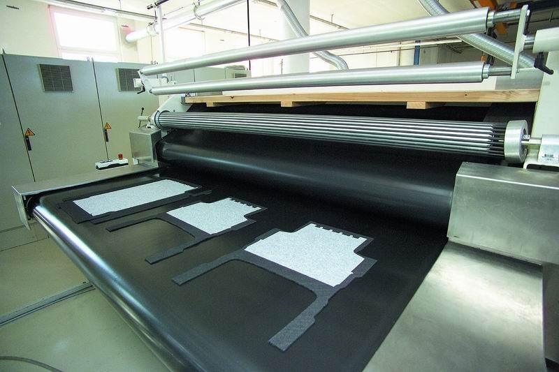 PTFE Coated Glass Conveyor Belts